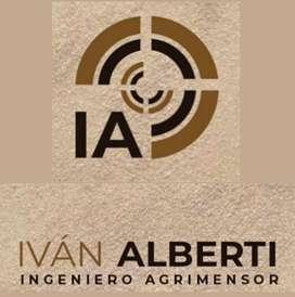 AGRIMENSOR Iván Alberti