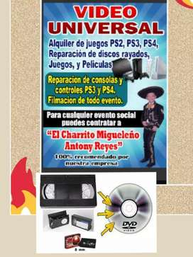 Traspasos de video a dvd convierte tus recuerdos a dvd traspasos de todo tipo de video a dvd
