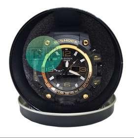 Reloj Caballero Análogo Digital Tip T. Gshock R. Agua