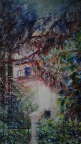 Pintura Acuarela