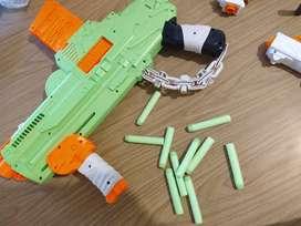 Armas Nerf y X-shot llevate todo a 2000