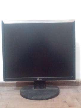 Monitor LG 17''