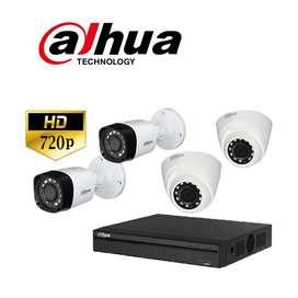 Instalación profesional cámaras de seguridad