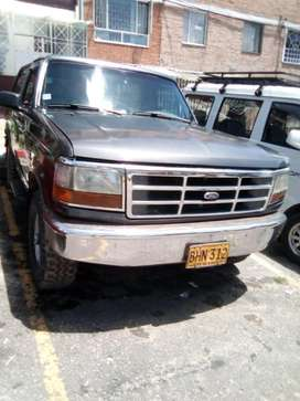 FORD BRONCO 1996