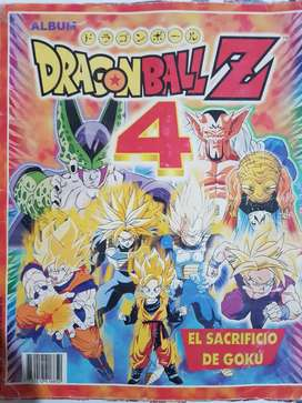 Álbum Dragon Ball Z Completo