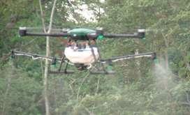 DRONE PARA FUMIGACION