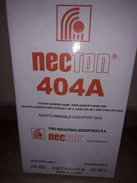 Refrigerante necton r404a