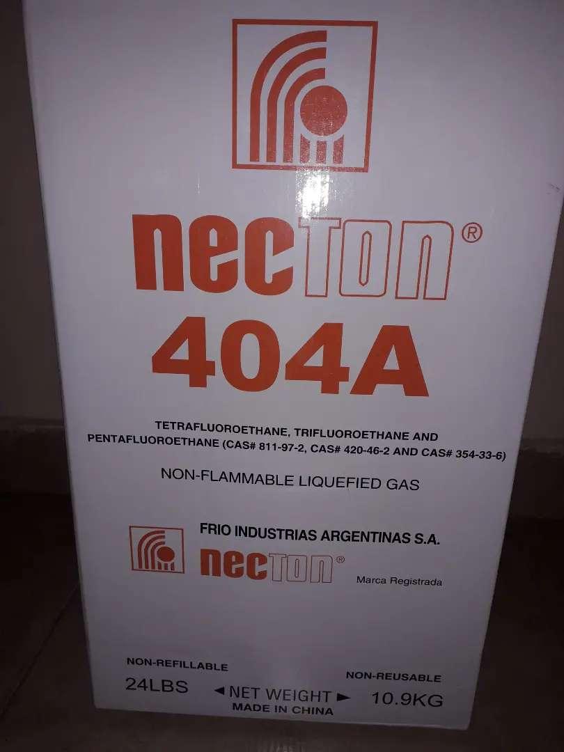 Refrigerante necton r404a 0