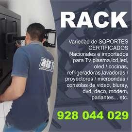 RACK (SOPORTES) HUACHO - BARRANCA