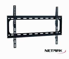 Soporte Tv Led Lcd 70 50 Premium Netmak Vesa 600x400