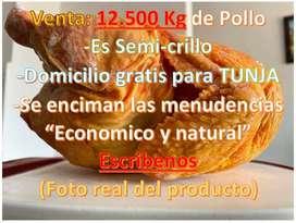 POLLO SEMI-CRIOLLO EN TUNJA