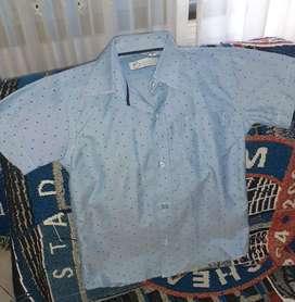 2 camisesas manga corta y larga y 1 jean