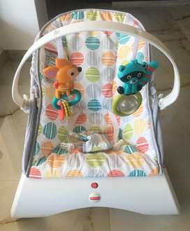 Silla Mecedora para bebe - marca Fisher Price