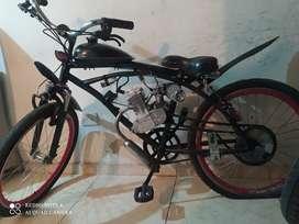 Ciclomotor vendo o cambio que ofrecen gracias