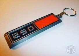 Llavero Chevrolet 250