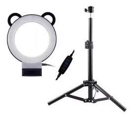 Aro de luz para celular 16 cm