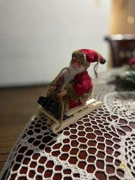 Adorno navideño Santa claus