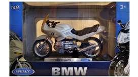 Moto Bmw R1 100 Rs / Escala 1:18