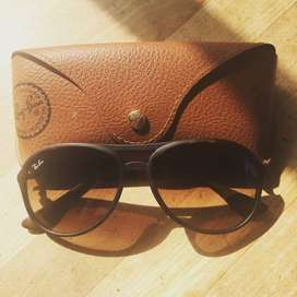 "Lentes Ray-Ban RB4201 ""Alex"" Aviator, Original"