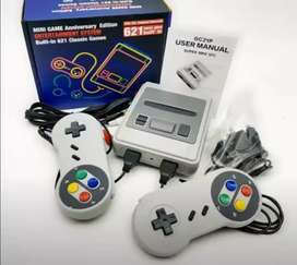 Super Nintendo mini de paquete.