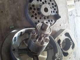 Motor de secarropas