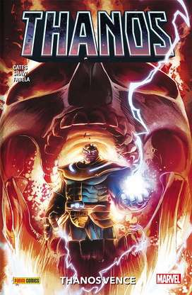 Thanos Vence (panini Comics)