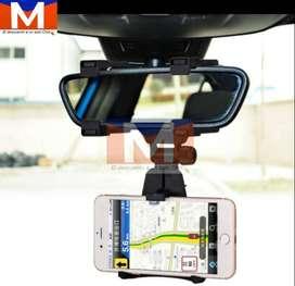Soporte De Retrovisor Para Teléfono En El Auto
