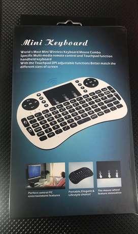 Mini keyboard teclado inalambrico