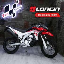LONCIN RALLY 300 AÑO 2022 0KM
