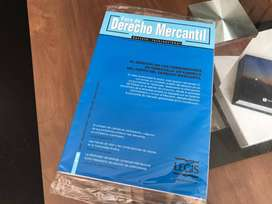 LIBRO DE DERECHO MERCANTIL NUEVO
