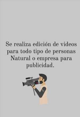 Editamos tu material de video