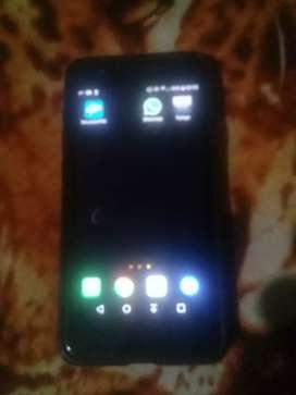 celular LG k9 de 16 gigas Gbytes con cargador original de LG