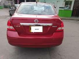 Vendo Nissan Tiida