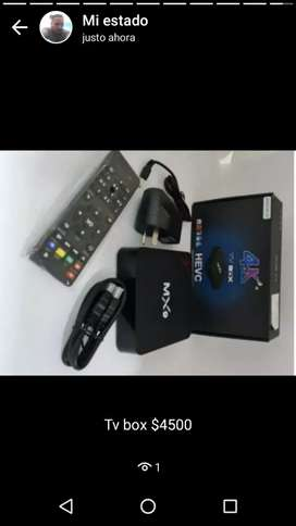 Tv box convertidor en Smart