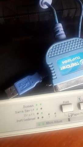 Impresora Epson Lx300 con Usb