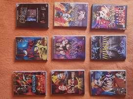Colección DVD Circo del Sol