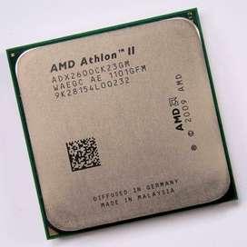 procesador amd athlon 2600