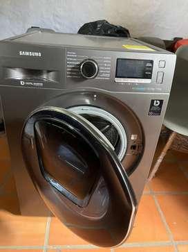 Lavadora-Secadora Samsung Inverter