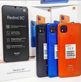 Xiaomi Redmi 9C 64gb ! Nuevos