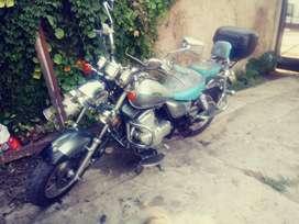 Vendo Patagonia 250 cc