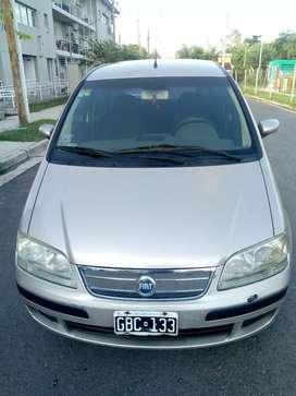 Fiat idea 2007 1.8 hlx