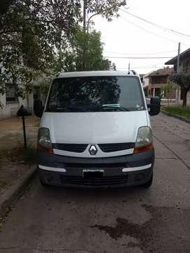 Renault Master 2011. Único Dueño.b
