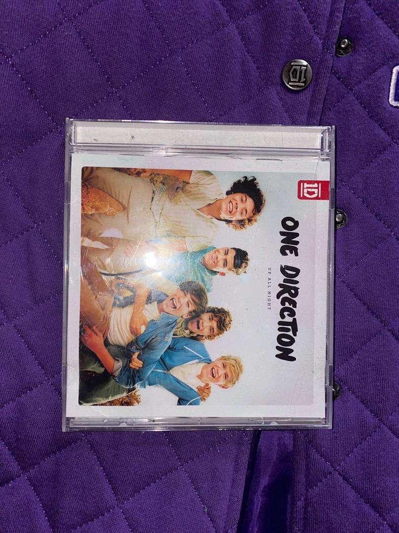 Disco de One Direction 0