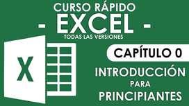 CURSO DE EXEL COMPLETO