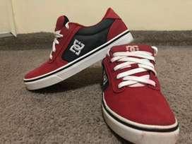 zapatillas DC (usadas)
