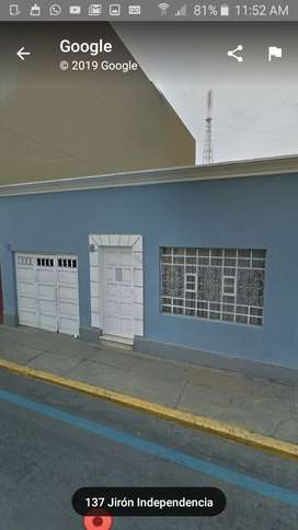 Vendo Casa o Terreno Buena Ubicación en Trujillo