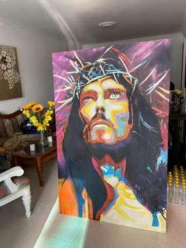Pintura lienzo