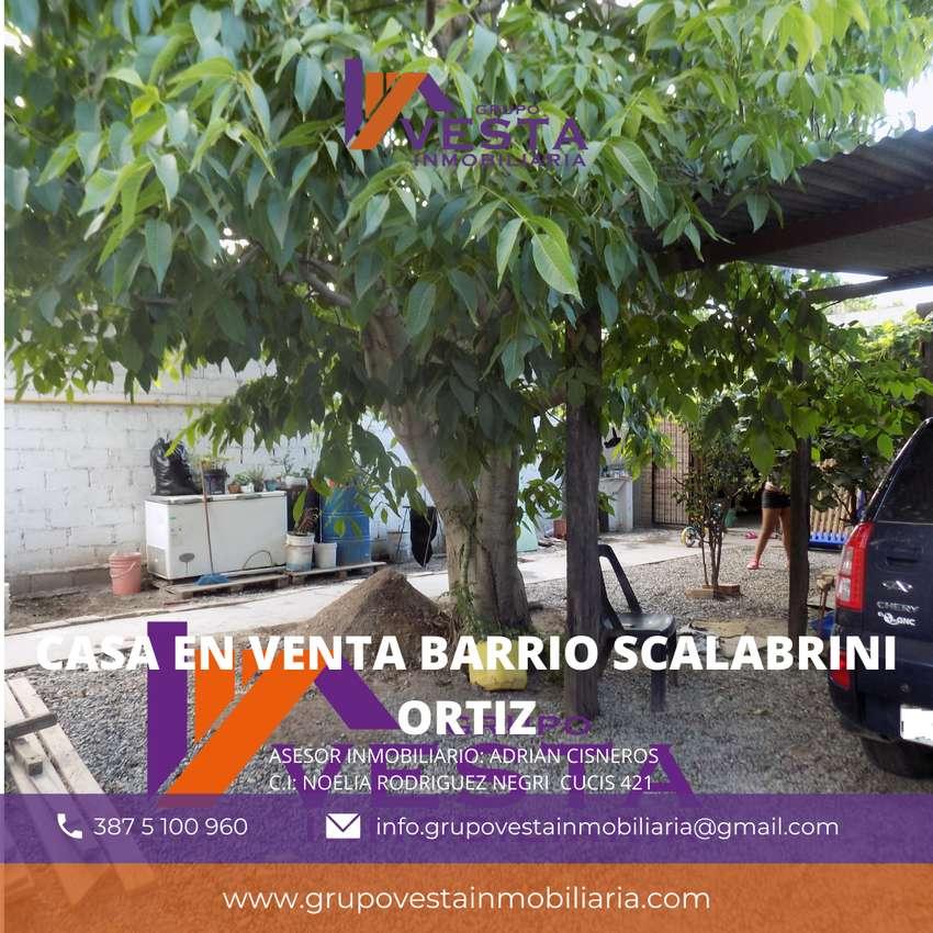 CASA EN VENTA, BARRIO SCALABRINI ORTIZ (AL LADO DE B° SAN REMO) ZONA SUR DE LA CIUDAD
