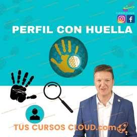 Curso Perfil con Huella 2021 de David Diaz