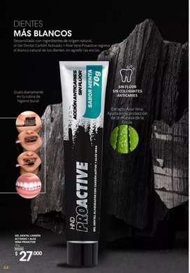 Crema Dental Carbón Activado